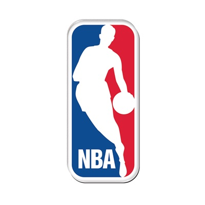 """NBA Logo Magnet"""