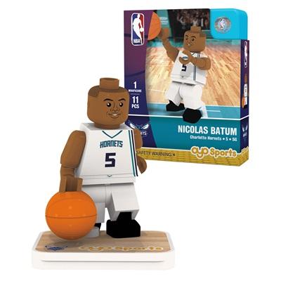 """""""Charlotte Hornets Nicolas Batum Minifigure"""""""