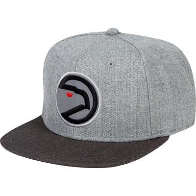 """Atlanta Hawks Hardwood Classics Embroidered Logo Snapback Cap"""