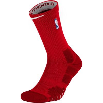 """""""NBA Nike Elite On-Court Crew Sock – University Red – Mens"""""""