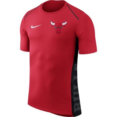 """""""Chicago Bulls Nike Hyperelite Short Sleeve Shooter – University Red – """""""