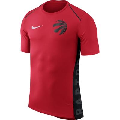 """Toronto Raptors Nike Hyperelite Short Sleeve Shooter – University Red """