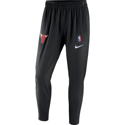 """Chicago Bulls Nike Showtime Pant – Black – Mens"""