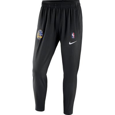 """Golden State Warriors Nike Showtime Pant – Black – Mens"""