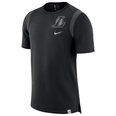 """""""Los Angeles Lakers Nike Baller Short Sleeve Top – Black – Mens"""""""