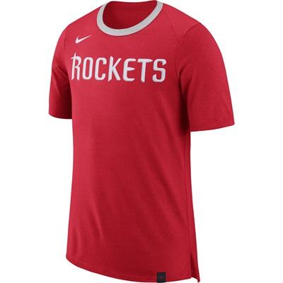 """""""Houston Rockets Nike Fan Short Sleeve Top – Red – Mens"""""""