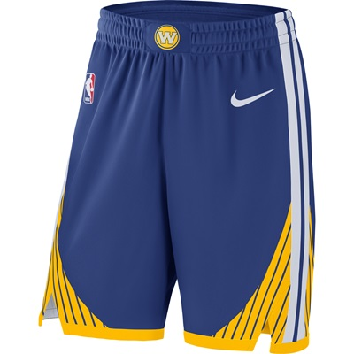 """""""Golden State Warriors Nike Icon Authentic Shorts – Mens"""""""