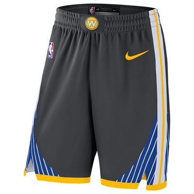 """Golden State Warriors Nike Statement Authentic Shorts – Mens"""