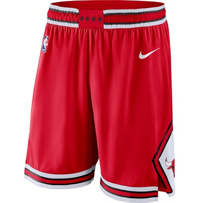 """Chicago Bulls Nike Icon Swingman Shorts – Mens"""