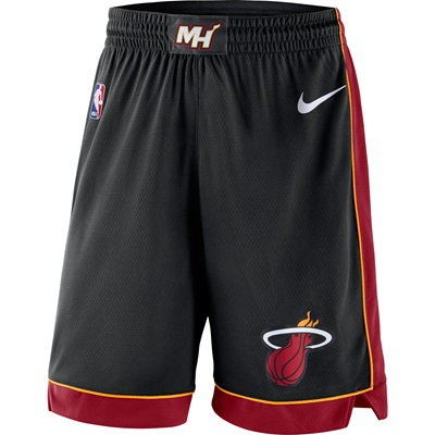 """Miami Heat Nike Icon Swingman Short – Youth"""