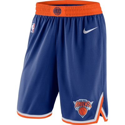 """New York Knicks Nike Icon Swingman Shorts – Mens"""