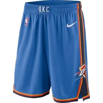 """""""Oklahoma City Thunder Nike Icon Swingman Shorts – Mens"""""""