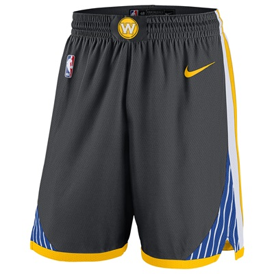 """Golden State Warriors Nike Statement Swingman Shorts – Mens"""
