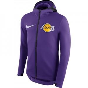 """Los Angeles Lakers Nike Therma Flex Showtime Jacket – Field Purple – Y"""