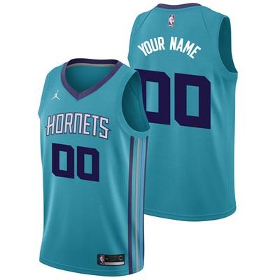 """Charlotte Hornets Jordan Icon Swingman Jersey – Custom – Mens"""