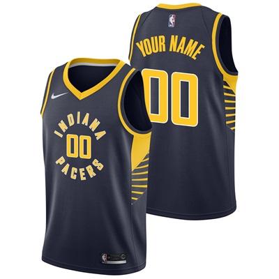 """Indiana Pacers Nike Icon Swingman Jersey – Custom – Mens"""
