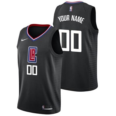 """""""LA Clippers Nike Statement Swingman Jersey – Custom – Mens"""""""