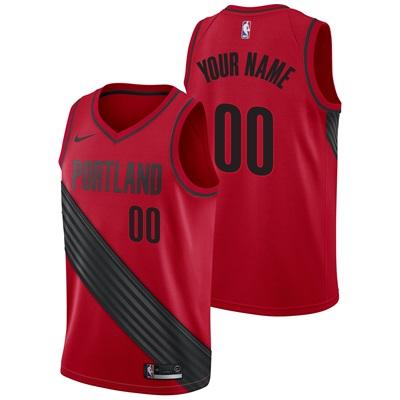 """Portland Trail Blazers Nike Statement Swingman Jersey – Custom – Mens"""