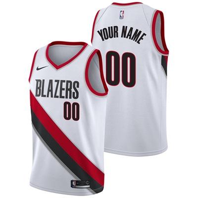 """""""Portland Trail Blazers Nike Association Swingman Jersey – Custom – Men"""""""