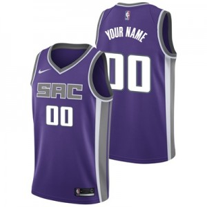 """Sacramento Kings Nike Icon Swingman Jersey – Custom – Mens"""
