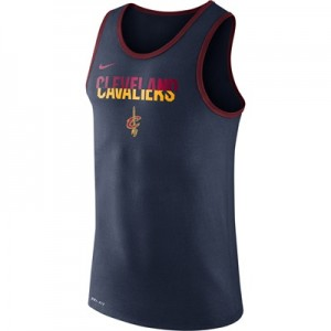 """""""Cleveland Cavaliers Nike Logo Tank Top – College Navy – Mens"""""""