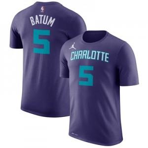 """Charlotte Hornets Jordan Nicolas Batum Name & Number T-Shirt – New Orc"""