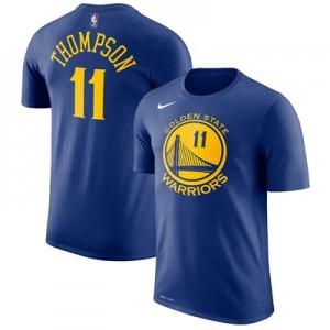 """Golden State Warriors Nike Klay Thompson Name & Number T-Shirt – Rush """