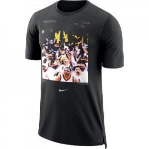 """Oklahoma City Thunder Nike Russell Westbrook Player Pack T-Shirt – Bla"""