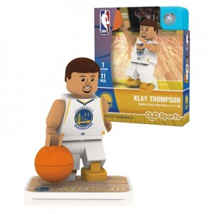 """Golden State Warriors Klay Thompson Minifigure"""