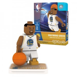 """Golden State Warriors Draymond Green Minifigure"""