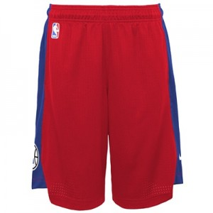 """""""LA Clippers Nike Practise Short – University Red/Rush Blue – Youth"""""""