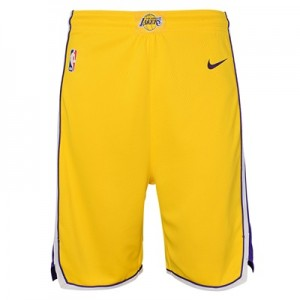 """Los Angeles Lakers Nike Icon Swingman Short – Youth"""