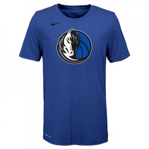 """Dallas Mavericks Nike Logo T-Shirt – – Youth"""