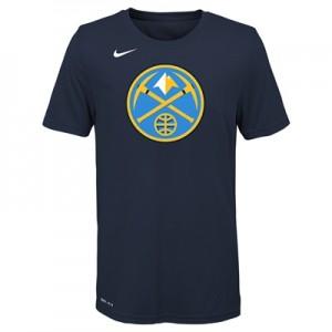 """Denver Nuggets Nike Logo T-Shirt –  – Youth"""