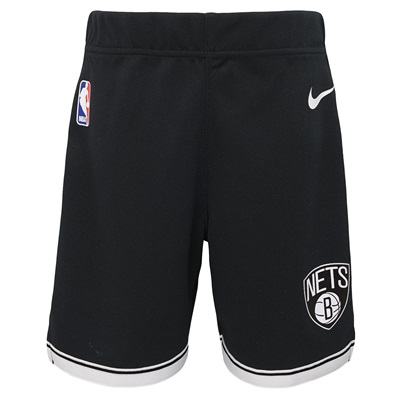 """Brooklyn Nets Nike Icon Replica Short – Kids"""