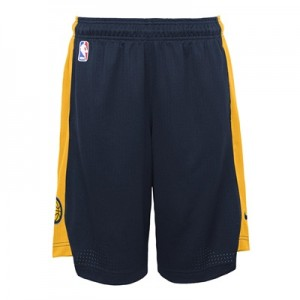 """""""Indiana Pacers Nike Practise Short – College Navy/Amarillo – Youth"""""""