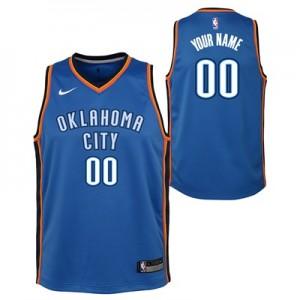"""""""Oklahoma City Thunder Nike Icon Swingman Jersey – Custom – Youth"""""""