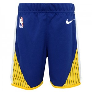 """Golden State Warriors Nike Icon Replica Short – Kids"""