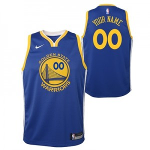 """Golden State Warriors Nike Icon Swingman Jersey – Custom – Youth"""