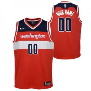 """Washington Wizards Nike Icon Swingman Jersey – Custom – Youth"""