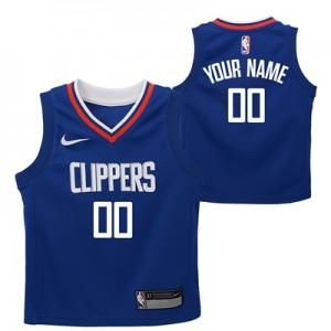 """""""LA Clippers Nike Icon Replica Jersey – Custom – Kids"""""""