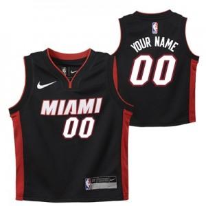 """Miami Heat Nike Icon Replica Jersey – Custom – Toddler"""