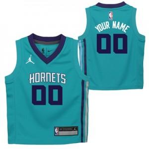"""Charlotte Hornets Jordan Icon Replica Jersey – Custom – Kids"""