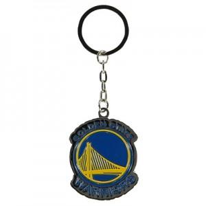 """""""Golden State Warriors Crest Keyring"""""""