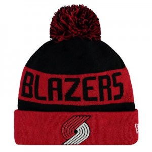 """Portland Trail Blazers New Era Team Colour Knit"""