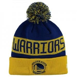 """""""Golden State Warriors New Era Team Colour Knit"""""""