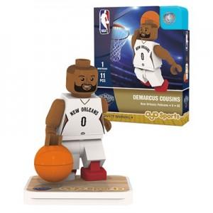 """""""New Orleans Pelicans DeMarcus Cousins Minifigure"""""""