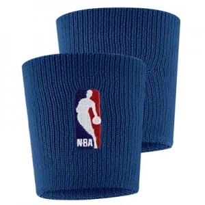 """Nike NBA Wristband – College Navy/College Navy"""