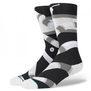 """""""NBA Stance Mens Squad Collection – Serpent James Harden Fashion Crew S"""""""