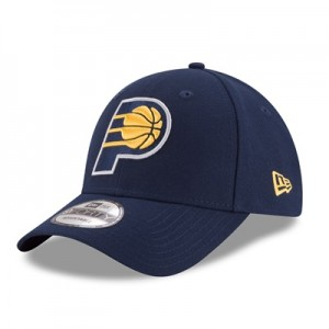 """""""Indiana Pacers New Era The League 9FORTY Adjustable Cap"""""""